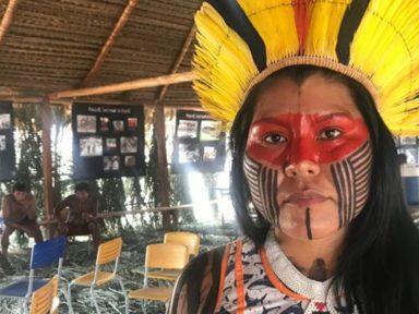 """""""Índia de Bolsonaro não nos representa"""", dizem caciques de 16 povos do Xingu"""