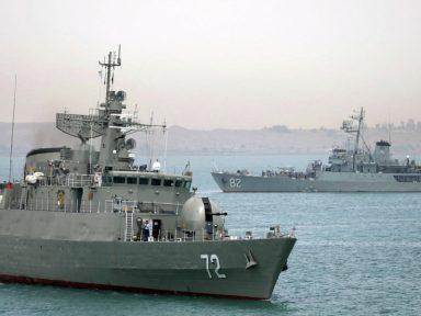 Irã anuncia exercícios navais conjuntos com Rússia e China