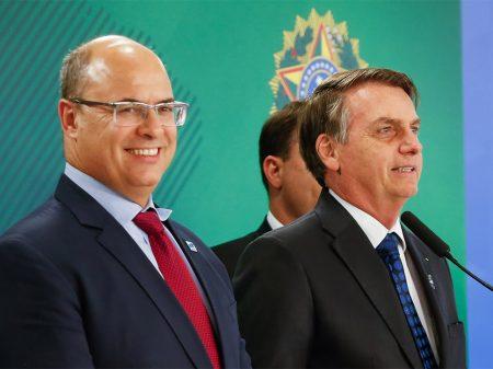 Flávio Bolsonaro manda e PSL deixa o governo de Witzel no Rio de Janeiro