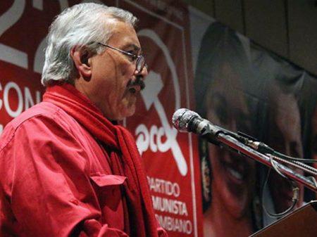 """""""Contra a política de guerra do governo"""", PC defende uma grande frente pela paz na Colômbia"""