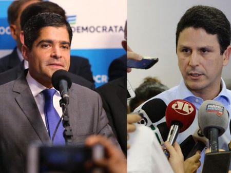 PSDB e DEM condenam filho de Bolsonaro por ataque à democracia