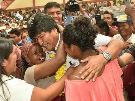 Bolívia: 14 anos de crescimento, distribuição da riqueza e soberania
