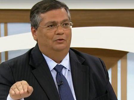 """Flávio Dino defende ampla frente """"contra os pensamentos ditatoriais"""""""