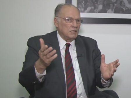 "Roberto Freire: ""Bolsonaro na ONU fez gol contra o Brasil"""
