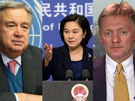 """Ataque à refinaria saudita: Rússia, China e ONU pedem """"contenção"""" e desescalada"""