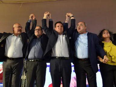 Israel:  10 dos 13 que integram a Lista Árabe apoiam Gantz para afastar Netanyahu