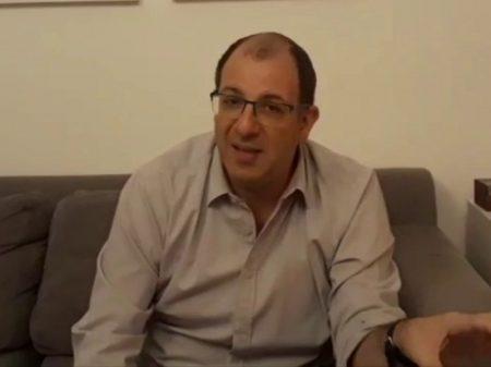 """Professor Gherman: """"Judeus não devem se deixar usar pela degeneração bolsonarista"""""""