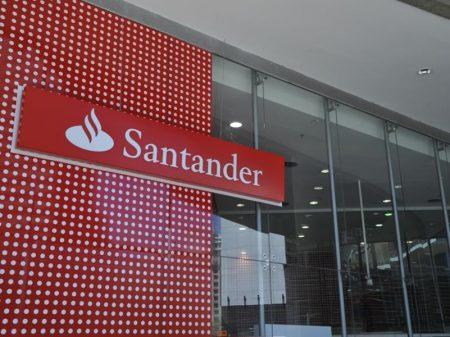 Lucro líquido do Santander cresce 102% na pandemia