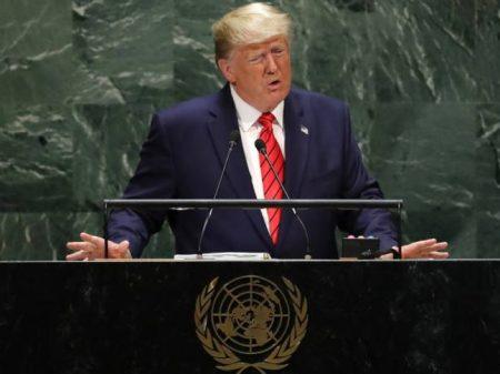 """Discurso na ONU: para Trump, """"soberania"""" é submeter as nações aos EUA"""