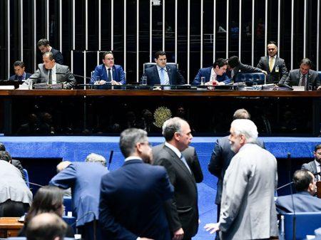 Senado aprova PEC sobre Cessão Onerosa