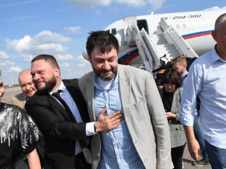 'Ação humanitária histórica': concluída a troca de prisioneiros entre Rússia e Ucrânia