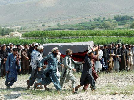 Ataque dos EUA a festa de casamento no Afeganistão mata 40 civis