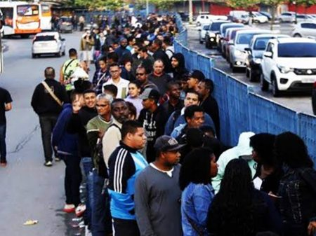 Indústria paulista fecha 9 mil vagas de trabalho
