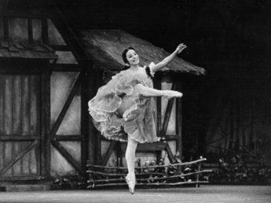 Alícia Alonso, a bailarina mais universal de Cuba