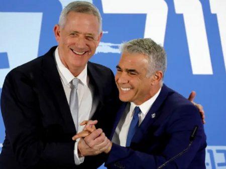 """""""Netanyahu deve renunciar caso seja indiciado"""", declarou Gantz, líder da oposição"""