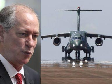 Ciro Gomes lidera ação do PDT no Supremo contra venda da Embraer à Boeing