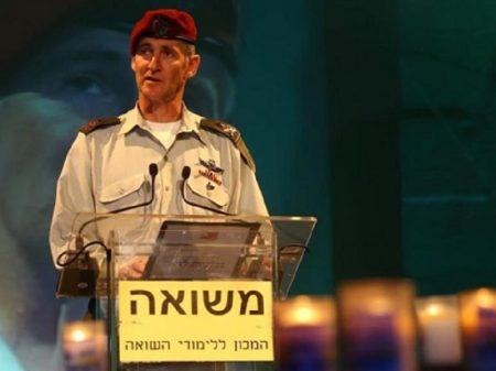 General Golan alerta para risco de nazificação de Israel