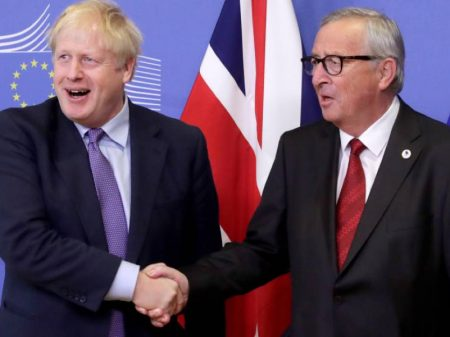 Premiê Boris fecha acordo do Brexit mas terá que aprová-lo no Parlamento