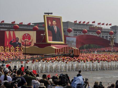 China celebra os 70 anos da Revolução e da República Popular