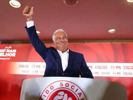 Portugueses reelegem socialistas e seus aliados de governo