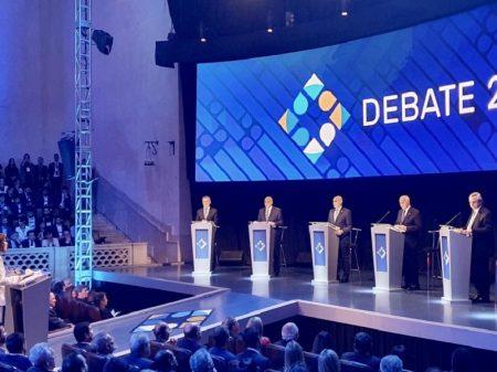 """""""Macri deixou as pessoas sem trabalho"""", denunciou o opositor Fernández, no debate eleitoral argentino"""