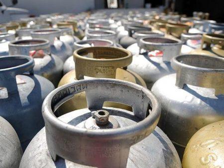 Governo aumenta preço do gás de cozinha