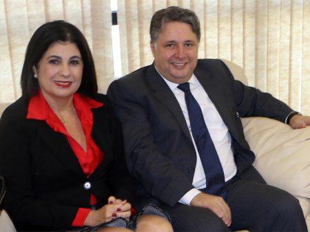 Ex-governadores Garotinho e Rosinha são presos novamente