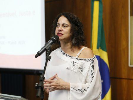 """""""Para esse governo, é um absurdo tirar o país do atoleiro"""", afirma Luciana"""