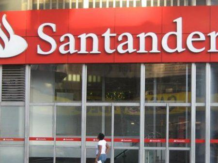 Lucro do Santander aumenta 19,2%: R$ 3,7 bilhões