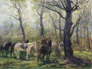O realismo socialista na pintura (VIII): Mikhail Avilov