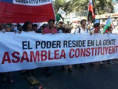 Oposição e governo chegam a acordo para eleição da Assembleia Constituinte do Chile
