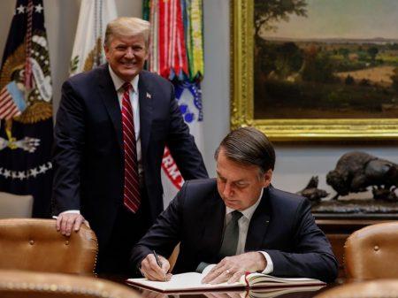 Trump mantém embargo da carne bovina