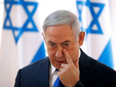 Netanyahu tenta fugir da cadeia matando palestinos e colocando vidas israelenses em risco