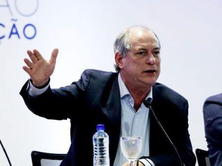 """""""A Câmara deveria expulsar esse bandido do seu meio"""", diz Ciro sobre Tadeu do PSL"""