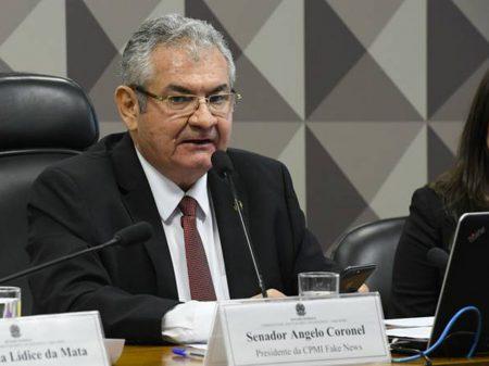 """Angelo Coronel discorda de prisão após segunda instância: """"não se pode rasgar a Constituição"""""""