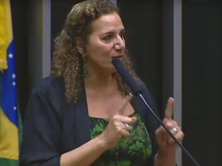 Jandira Feghali repudia ataque racista e mortes na Bolívia