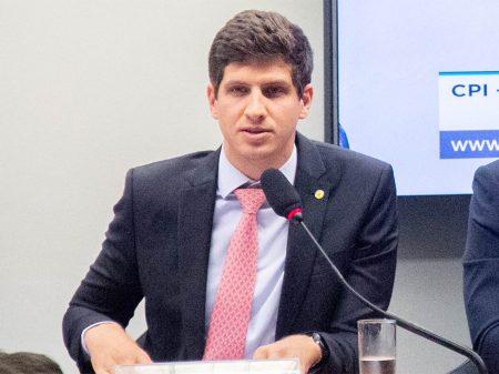 Deputado João Campos assume relatoria da CPI do Derramamento de Óleo