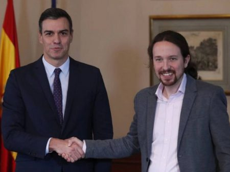 Espanha: Sánchez só deixa hegemonismo de lado após partido xenófobo Vox inchar