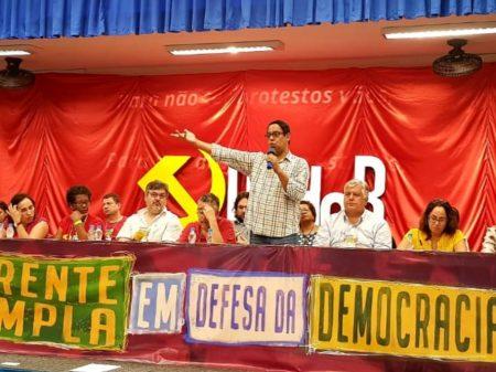 "Orlando propõe unir ""todos  que têm fé na democracia para derrotar Bolsonaro"""