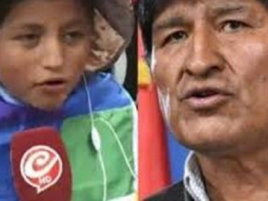 """Evo: """"Derrotaremos o golpe fascista e voltaremos para pacificar e desenvolver a Bolívia"""""""