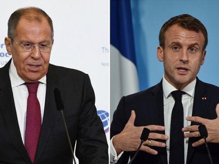 """Macron declara """"morte cerebral da Otan"""" e Lavrov ironiza: """"caso melhore, faremos visita"""""""