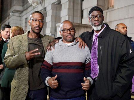 Três negros são inocentados nos EUA após 36 anos na prisão