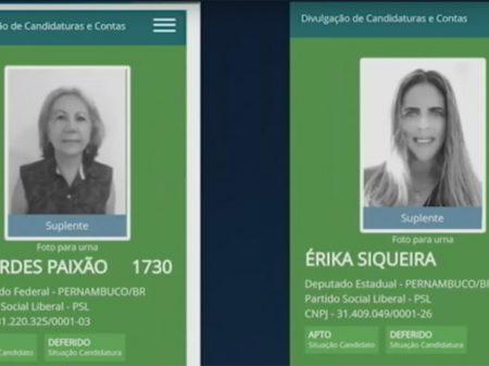 Campanha de Bolsonaro em Pernambuco foi feita com material de laranjas, dizem investigadas