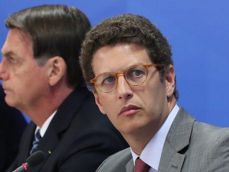 Tribunal de Justiça de SP quebra sigilos do ministro do Meio Ambiente