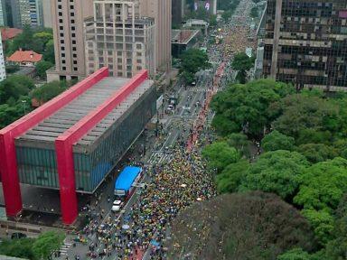 Fracassam em todo o país as manifestações bolsonaristas