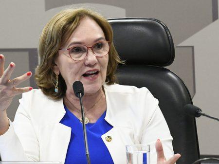 Senadora se insurge contra a privatização da Eletrobrás