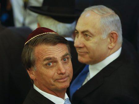 Bolsonaro recua de indicar diretor de empresa israelense embaixador em Israel