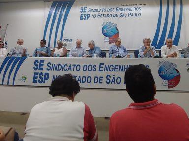 Pré-candidatos repelem ataques à democracia e fazem propostas para SP crescer