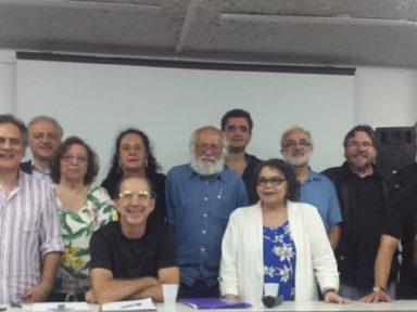 """Diretoria do Sindicato de Escritores de SP é eleita """"na defesa da democracia e da cultura"""""""