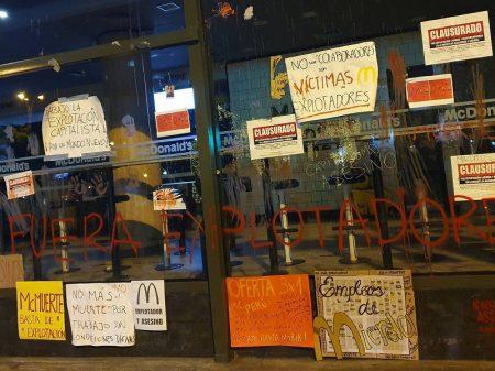 Peru: McDonald's fecha por dois dias sob protestos por morte de trabalhadores